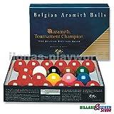 Snooker-Ball-Satz 52,4 mm Aramith  Tournament Champion