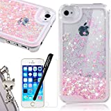 Best Cover Of Iphone 5 For Girls - iPhone 5S Case, WeLoveCase iPhone 5 Case Glitter Review