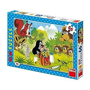 Dino Toys Dino Toys384118 - Puzzle de 66 Piezas