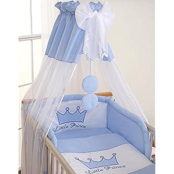 Tour de lit bébé   120*60 ou 140*70 – Prince bleu: Amazon.fr