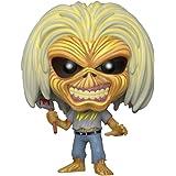 Funko- Pop Rocks: Iron Maiden-Killers (Skeleton Eddie) Figurina, Multicolore, 45980