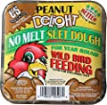 C&S Products CS507 11.75 oz. Peanut Delight-Suet Dough from C&S Products