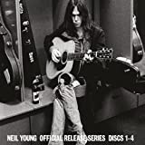 "4CD set. Digitally remastered in 2009! Collects his first four solo albums ""Neil Young"" (1968) ; ""Everybody Knows This Is Nowhere"" (1969) ; ""After The Gold Rush"" (1970) and ""Harvest"" (1972)."