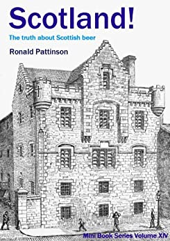Scotland! (Minibook) by [Pattinson, Ronald]