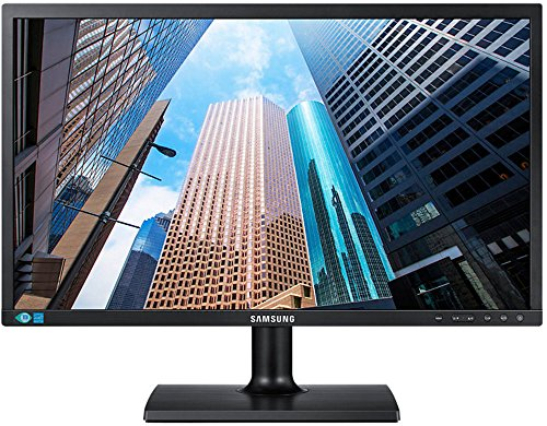 Samsung S24E200BL 23.6-Inch LED Monitor - Black