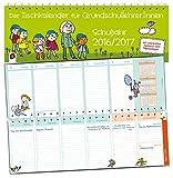 Der Tischkalender für GrundschullehrerInnen - Schuljahr 2016