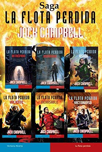 Pack La Flota Perdida completa por Jack Campbell