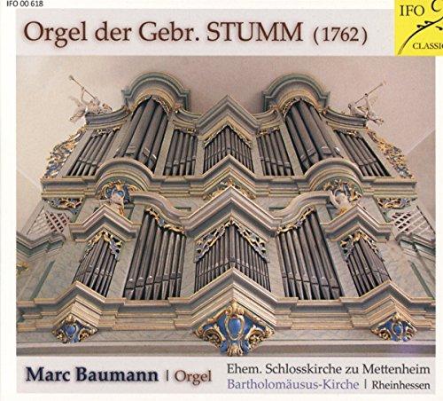 Orgel der Gebr.Stumm