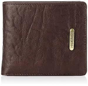 Hidesign Men's Wallet (260-L109F-BROWN)