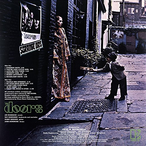 Zoom IMG-1 strange days 50th anniversary expanded