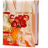 Gupta Fancy Store Paper Photo Album (4 x 6 inch, Multicolour)