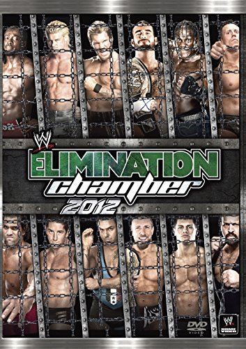 WWE: Elimination Chamber 2012 by Various - Dvd-2012 Wwe