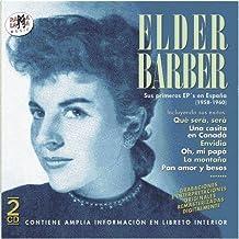 sus primeros ep's en españa (1958-1960) by elder barber