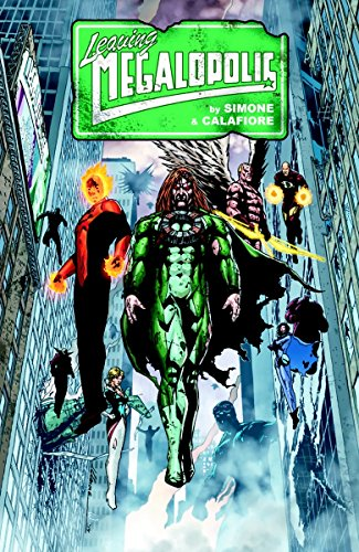 Leaving Megalopolis, Volume 1