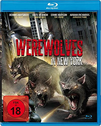 Werevolves in New York [Blu-ray]
