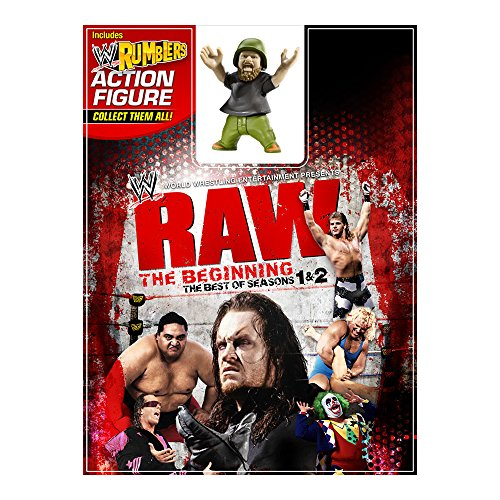 Raw: The Beginning: The Best of Seasons 1 & 2 - with Hornswoggle Rumbler