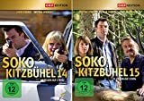SOKO Kitzbühel Box 14+15 (4 DVDs)