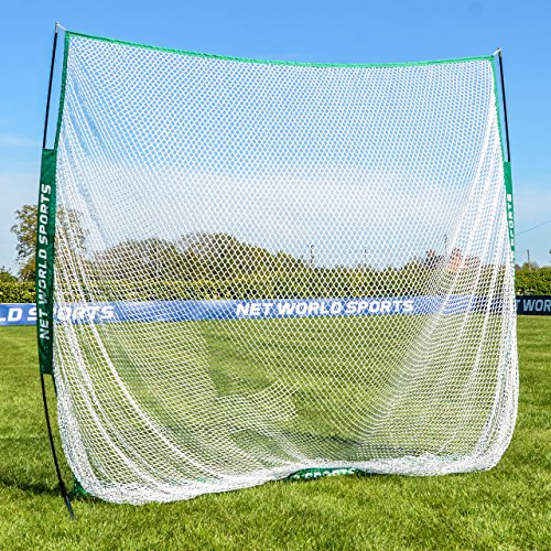 FORB Portable Golf Net [7ft x 7ft] - Garden Golf Net - Carry Bag Included