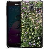 Samsung Galaxy A3 (2016) Housse Étui Protection Coque Prairie de fleurs Fleurs sauvages Champ de fleurs