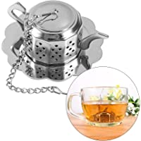 Infuseur à thé en acier inoxydable en forme de théière
