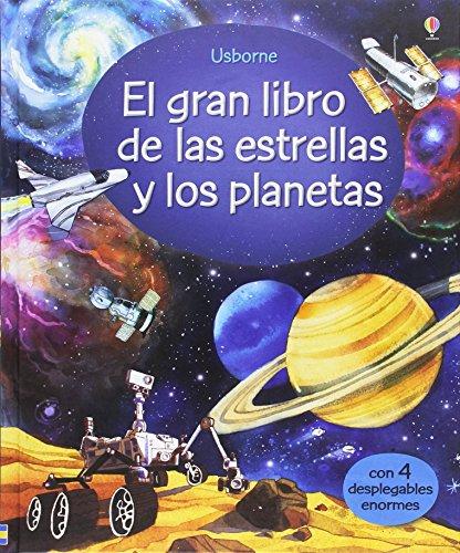 Gran libro de las estrellas y planetas