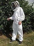 Best Bee Suits - TOLEAD Professional Beekeeper Suit Beekeeping Suit with Self Review