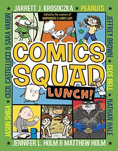 Comics Squad #2 (Comic Squad) por Cece Bell