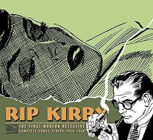 Rip Kirby Volume 5 por Fred Dickenson