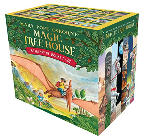 The Magic Tree House Library: Books 1-28 (Magic Tree House (R))