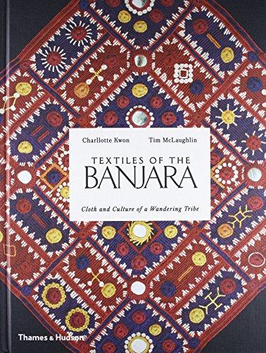 Textiles of the Banjara par Tim McLaughlin