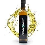 Premium Omega-3 fiskolja flytande och hög dosering av Omega 3 zon – vid ökat behov (t.ex. stress och sport) – [4755 mg per de
