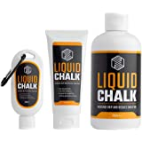 LIQUID CHALK | Sportkrijt | Superieure grip en zweetvrije handen voor gewichtheffen, gym, rotsklimmen, boulderen, gymnastiek,
