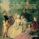 Wolfgang Amadeus Mozart: Klavierquartette KV 478 & 493