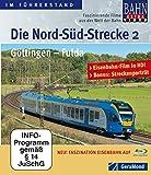 Die Nord-Süd-Strecke Teil 2 - Göttingen - Fulda [Blu-ray]