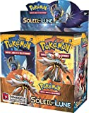 Asmodee - POSoleil et Lune 102DISCO - 36 Boosters Pokémon Soleil et Lune 1 (Version...