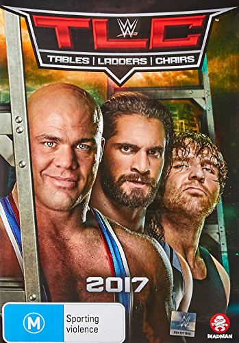 Wwe: Tlc: Tables, Ladders & Chairs 2017 [Edizione: Australia] [Italia]