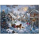 Puzzle 1.000 Teile Frohe Weihnachten 19236 von SunsOut