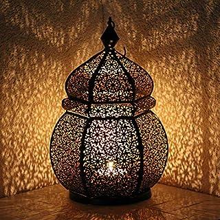 albena shop 71-4956 Teja oriental lantern 34cm metal morocan style