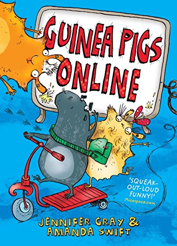 Guinea Pigs Online (English Edition)
