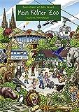 Wimmelbilder Kölner Zoo: Bachems Wimmelbilder