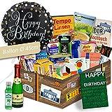 SpezialitätenGeschenkset für jeden Ossi Ostpaket mit Traditionsprodukten Bekannte Artikel aus der DDR Geschenkidee für Männer und Frauen gratis Geschenkkarte und