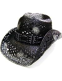 d0034119fb379 Amazon.es  sombreros vaqueros - Modestone   Sombreros cowboy ...