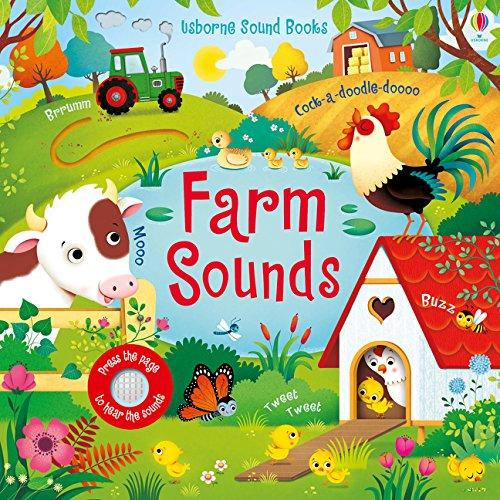 Farm Sounds (Noisy Books)