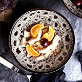 Suppe Ramen Nudel Schüssel Obstsalat Pasta servieren Schüssel Rührschüssel Kreative Retro Keramik Geschirr Ofen Mikrowelle sicher 7 Zoll