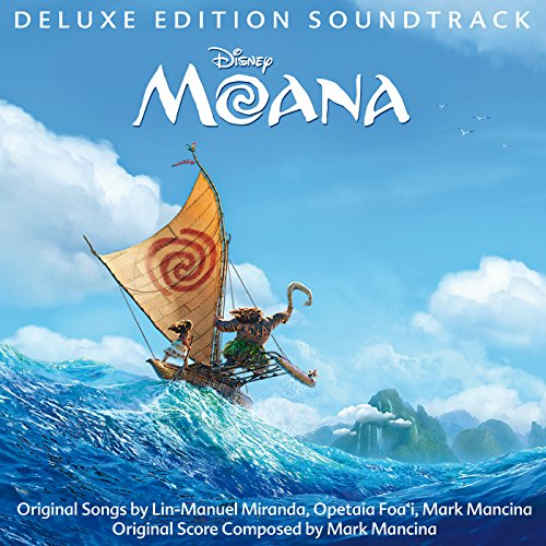 Moana (Original Motion Picture...