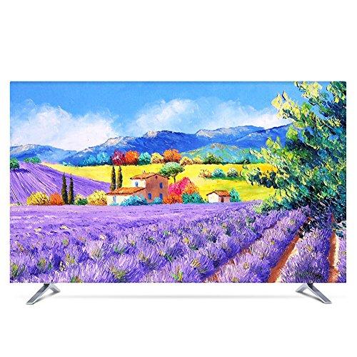 NACHEN Fernseher Abdeckung Für Innenanwendung Staub Und Wasserfest TV Schutz Für HDTV, LCD, LED Und Plasma Schutzhülle,Color4,55 55 Lcd-hdtv