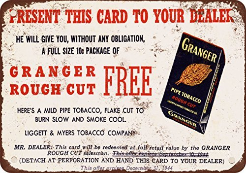 1944-granger-pipe-tobacco-vintage-look-reproduction-metal-tin-sign-203-x-305-cm