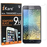 Galaxy E5 Tempered Glass, iKare 2.5D 9H Tempered Screen Protector for Samsung Galaxy E5
