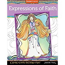 Expressions of Faith Coloring Book: Create, Color, Pattern, Play! by Joanne Fink (2015-11-01)