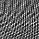 Deconovo Leinenoptik Tischdecke Wasserabweisend Tischwäsche Lotuseffekt 130x280 cm Grau - 6